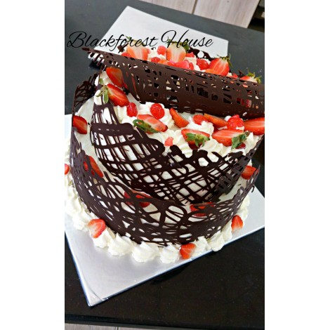 Black Forest with Chocolate Gates