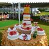 4-Tiered Wedding Cake