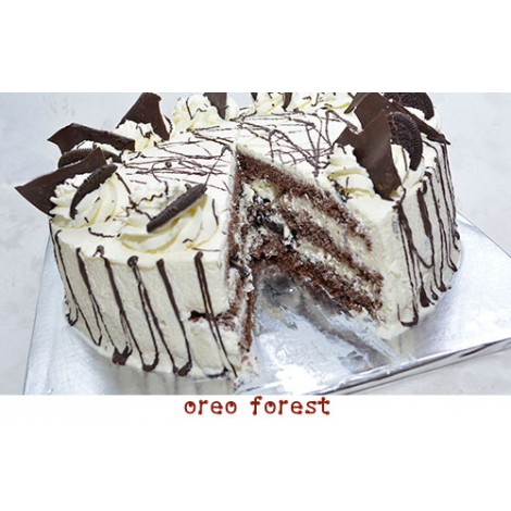 Oreo Forest