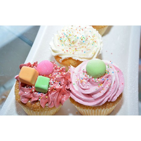 Iced Cup Cake